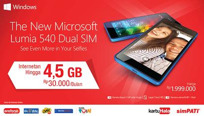 Paket Data Nokia Asha Lumia Telkomsel Untuk Anda