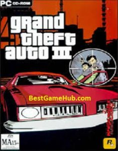 Grand Theft Auto III PC Game With Audio Free Download