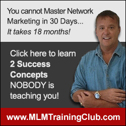 Master MLM in 18 Months with the MLM Training Club