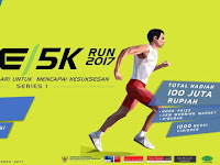 Forwakop SME 5K Run 2017 Buka Kategori Umum dan Wartawan