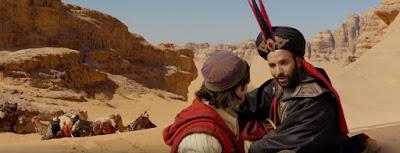 Aladdin 2019 live-action Mena Massoud e Marwan Kezari