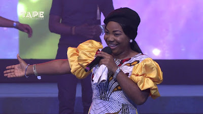 DOWNLOAD AUDIO+VIDEO: Mercy Chinwo | The African Praise Experience