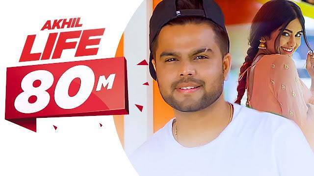 life song by akhil lyrics in hindi download