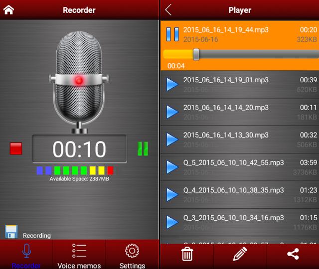 錄音筆 App
