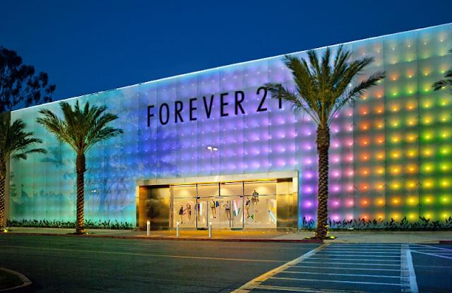 Comprar calcinhas, sutiãs e lingeries na Forever 21 em Miami