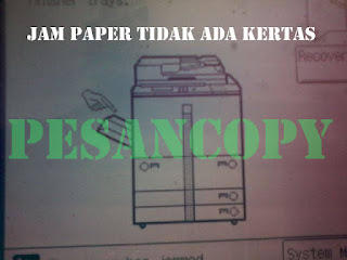 jam paper tidak ada kertas