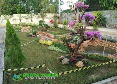 Tukang Taman Kreo - SuryaTaman