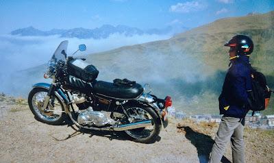 Norton Commando de 1978
