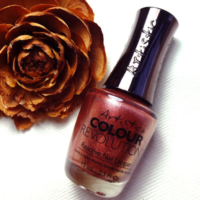 Copper Nail Polish