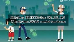 Silabus Teknik Elektronika SMK Kelas 11 Kurikulum 2013 revisi terbaru
