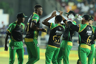 CPL 2019 SKN VS JAM 16th match Cricket Win Tips