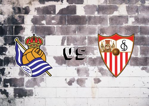 Real Sociedad vs Sevilla  Resumen