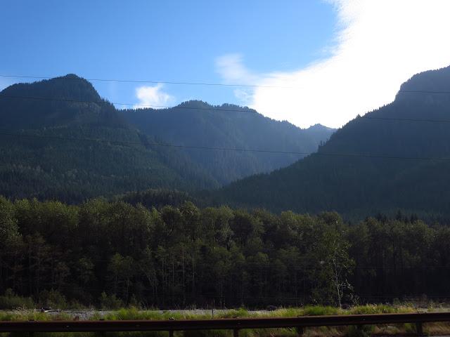 Cascade Mountains