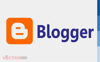 Logo Blogger - Download Vector File EPS (Encapsulated PostScript)