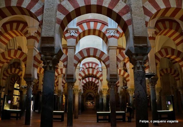 Mesquita-Catedral de Córdoba, Espanha
