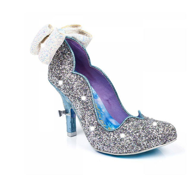 Irregular Choice Cinderella Sparking Slipper