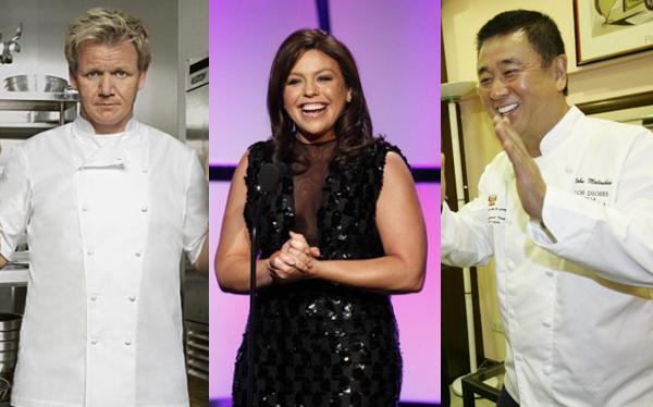 Los 10 chefs que màs ganan