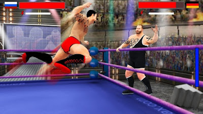 Download Stars Wrestling Revolution 2017: Real Punch Boxing v2.2 Mod Apk