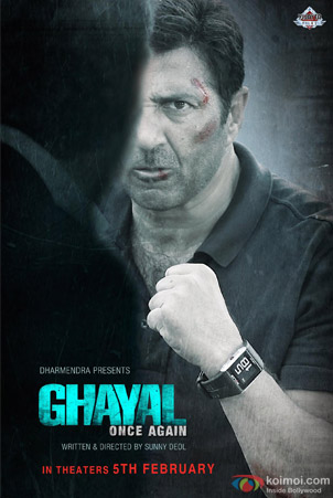 Ghayal Once Again 2016 Hindi Movie Download
