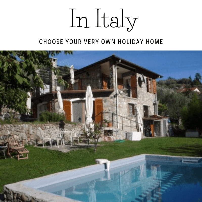 Choose your Very Own Holiday Home in Italy