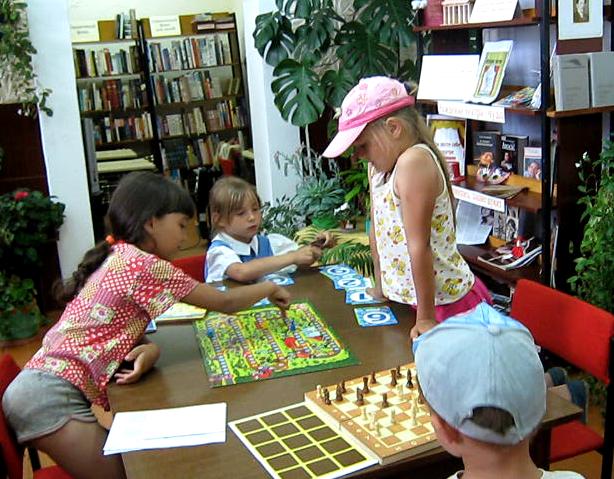 Новости - Международный День настольных игр в Хитром Лисе | 479x614