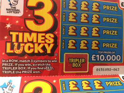 £1 3 Times Lucky