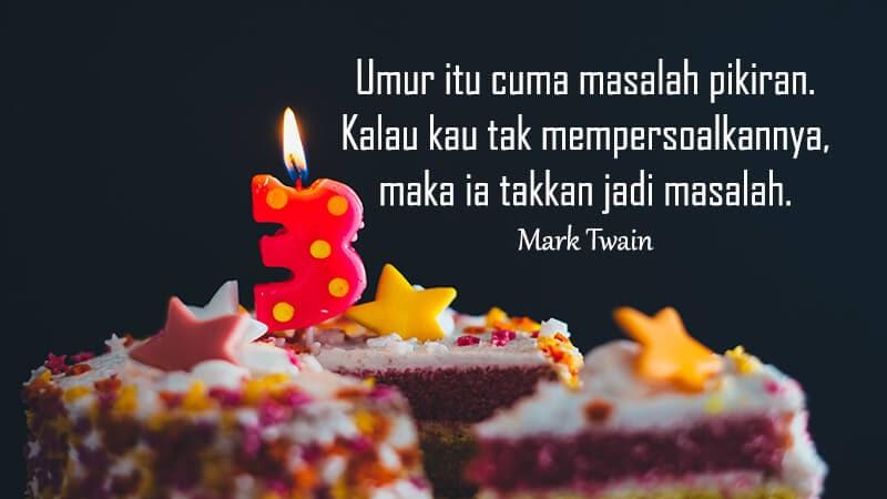 40 Kata Ucapan Selamat Ulang Tahun Untuk Orang Tersayang Di