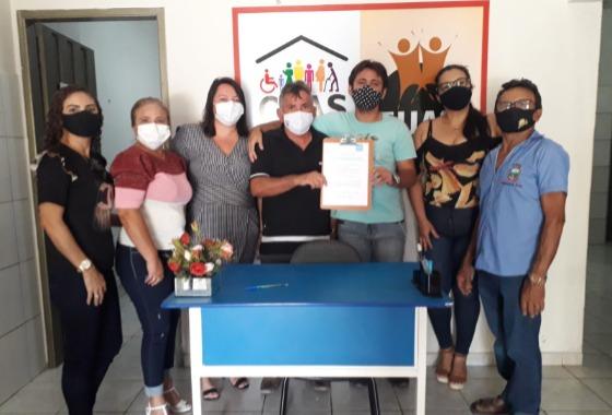 Cacimba de Areia adere ao Selo Unicef 2021-2024