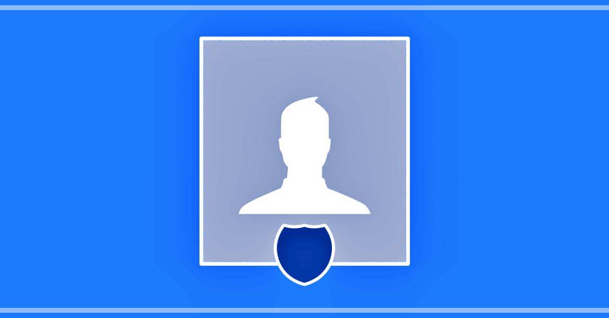 تفعيل درع حماية الصورة الشخصية على فيس بوك