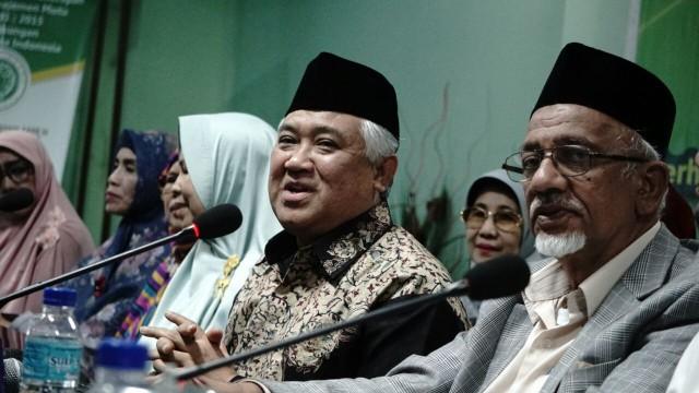 Din: Penunjukan Prof Abdul Mu'ti sebagai Wamendikbud Rendahkan Muhammadiyah