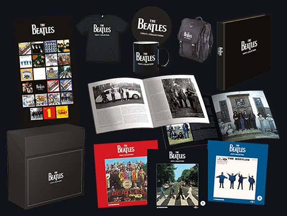 Éditions Altaya : «The Beatles Vinyl Collection» (2018).