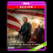 Agente bajo fuego (2019) AMZN WEB-DL 1080p Audio Dual Latino-Ingles
