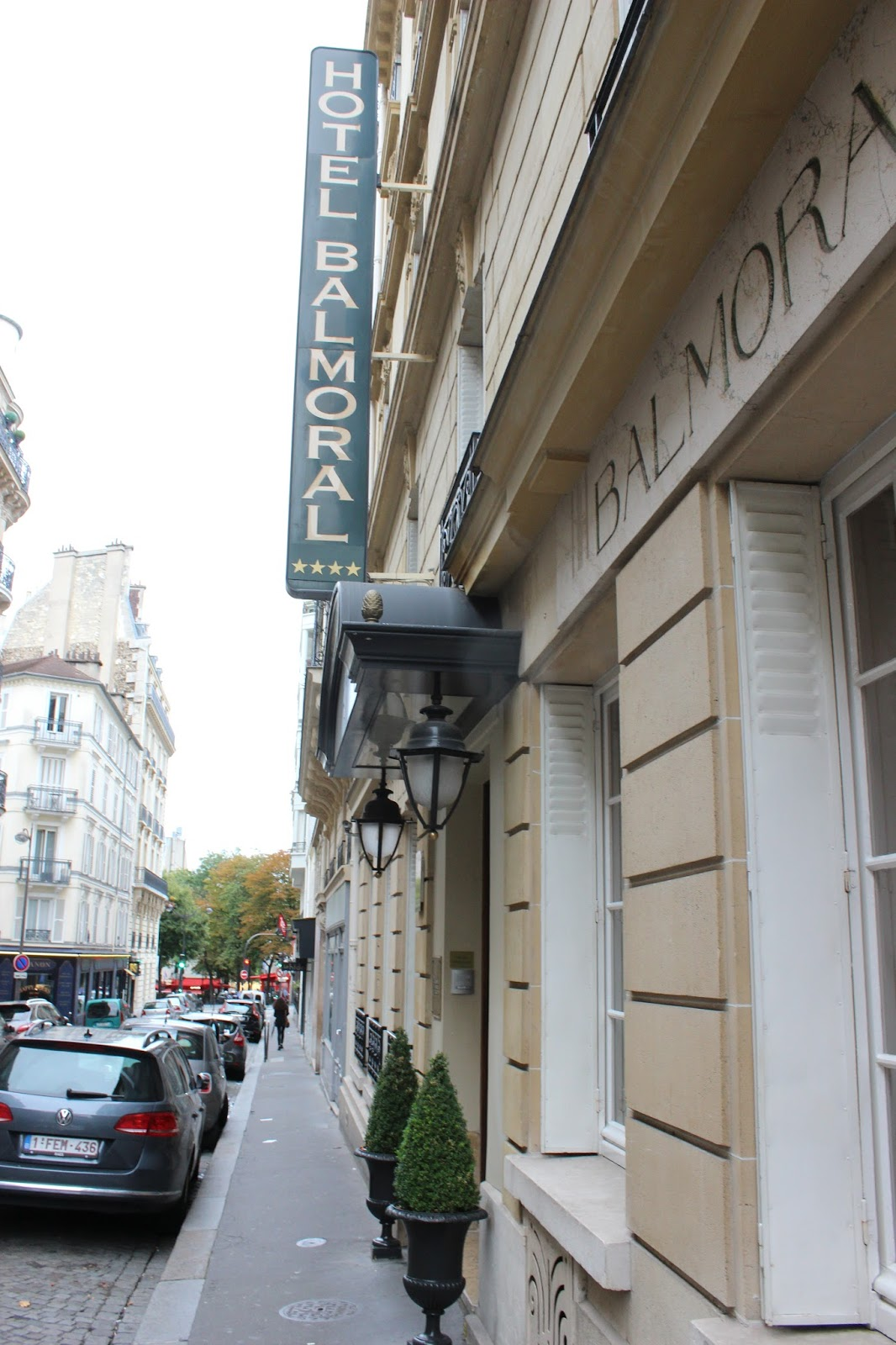 Paris hotel balmoral for Super hotel paris