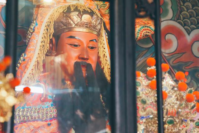 彰化城裡的移民廟宇散步