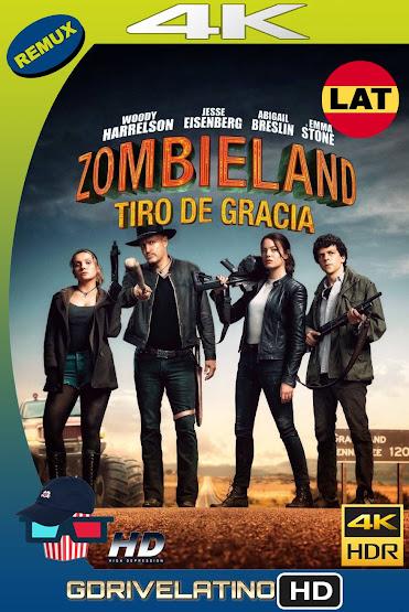 Zombieland: Tiro de Gracia (2019) BDRemux 4K HDR Latino-Ingles MKV