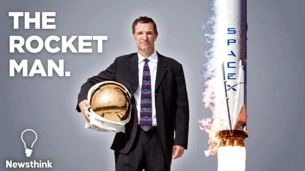 Tom Mueller: The Brains Behind SpaceX Rockets