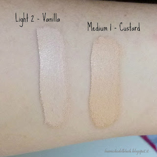 nars radiant creamy concealer - swatches