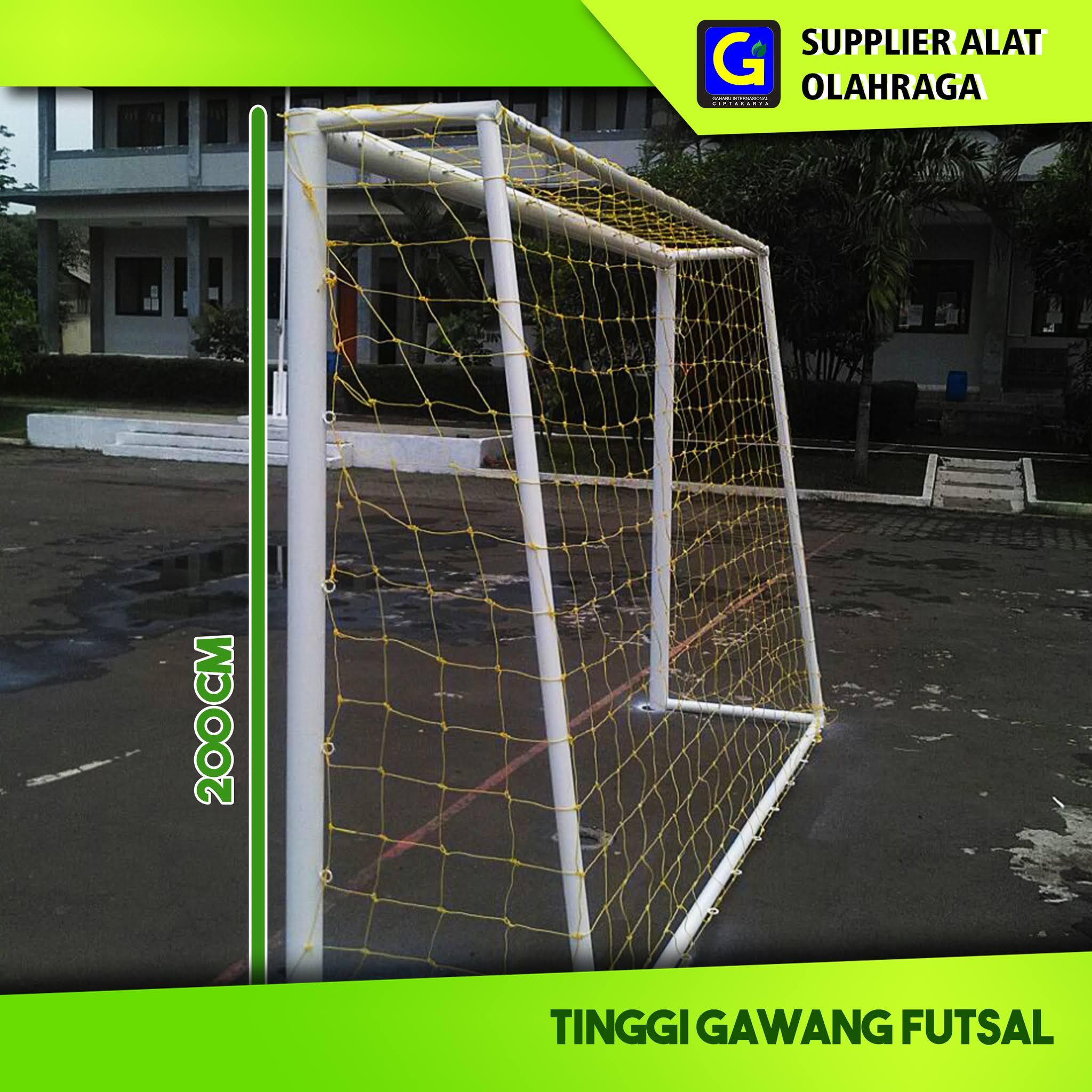 Tinggi Gawang Futsal