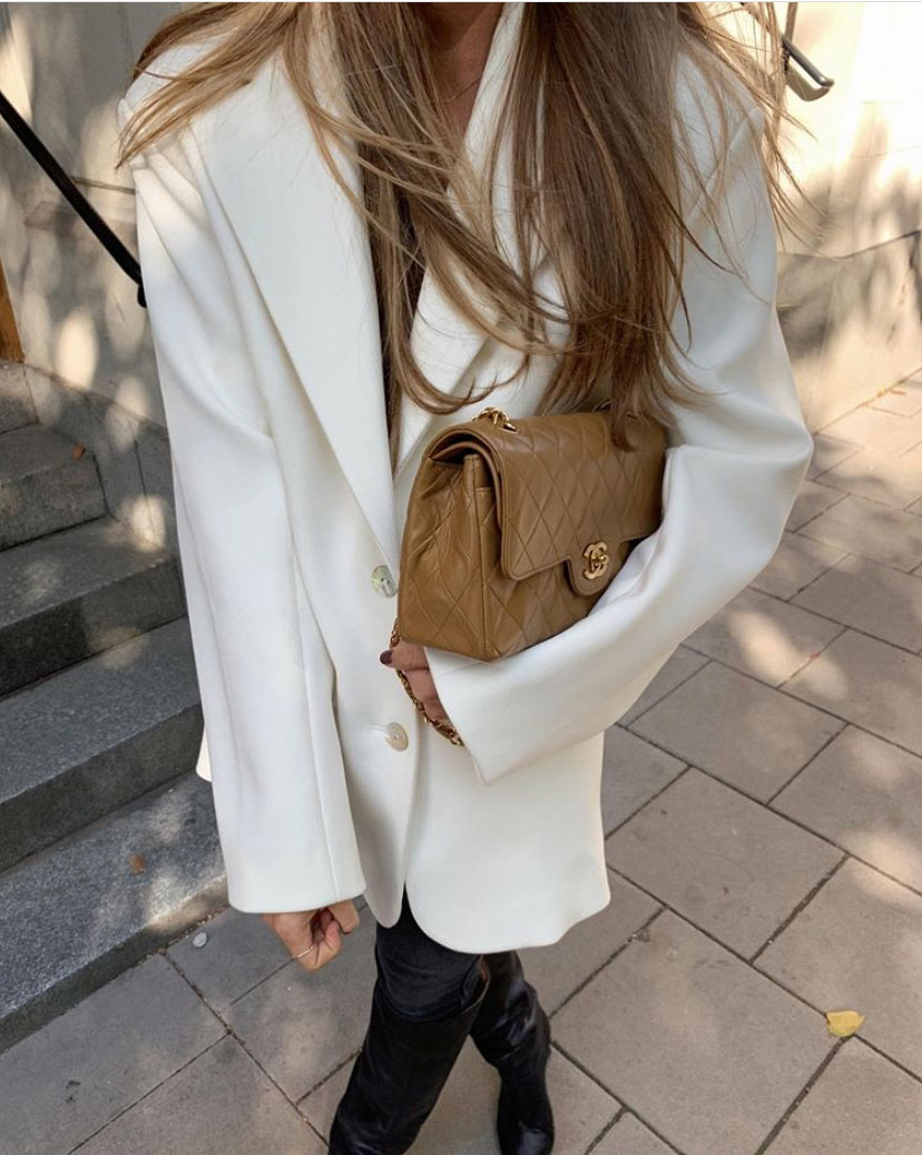 From Instagram | Blogger Style Inspiration No.13: Lovisa Barkman, Stockholm, Sweden