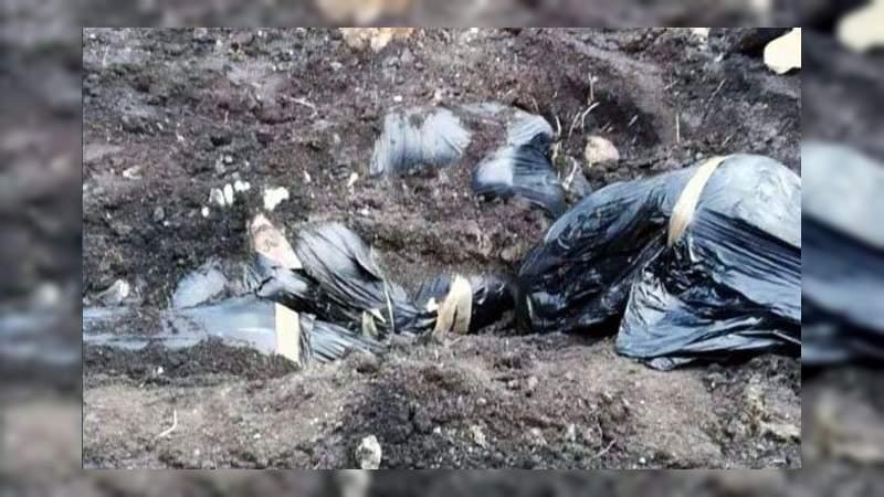 20 cuerpos rescatados de narcofosas en Irapuato, serían de anexados levantados por convoy de sicarios