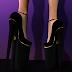 Whore Couture - Penta Tee & Class Heel