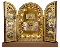 The Stavelot Reliquary in New York