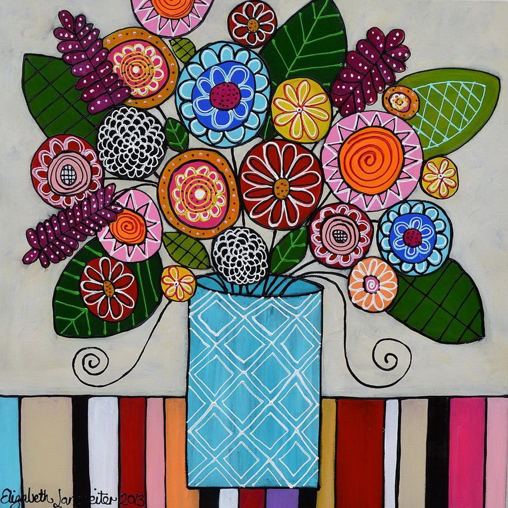 Imágenes Arte Pinturas: Modernas Pinturas Con Diseños ...