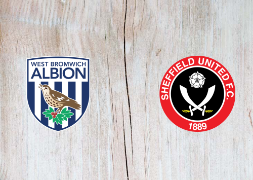 West Bromwich Albion vs Sheffield United -Highlights 28 November 2020