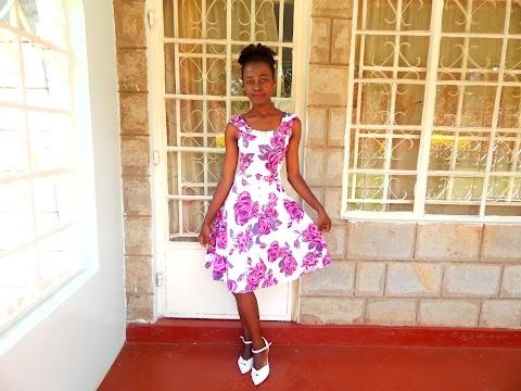 Dresslily Floral Dress
