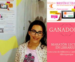 Ganadores de la Maratón Lectora en Librarium