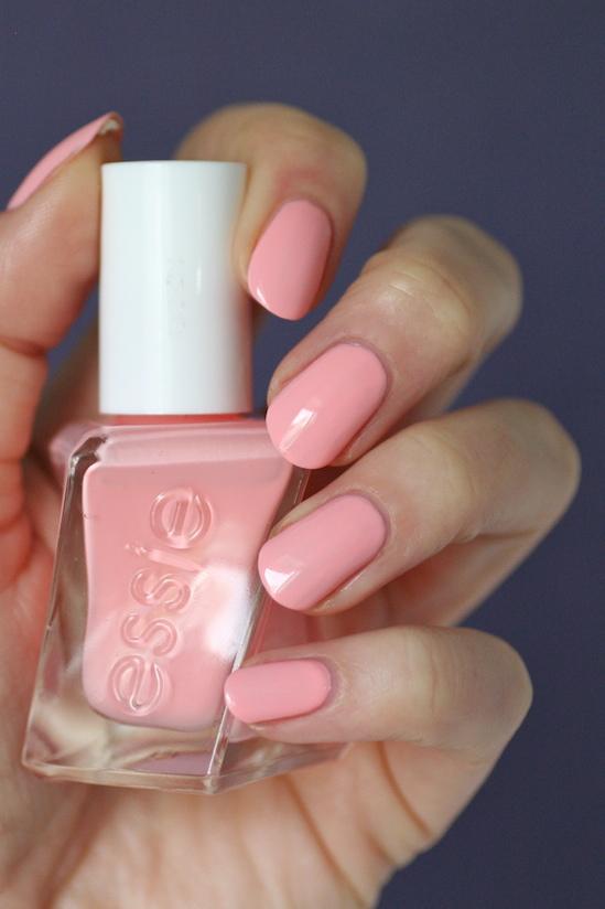 Essie Peachy-Pink Coral Comparison : Couture Curator, Van D\'Go ...