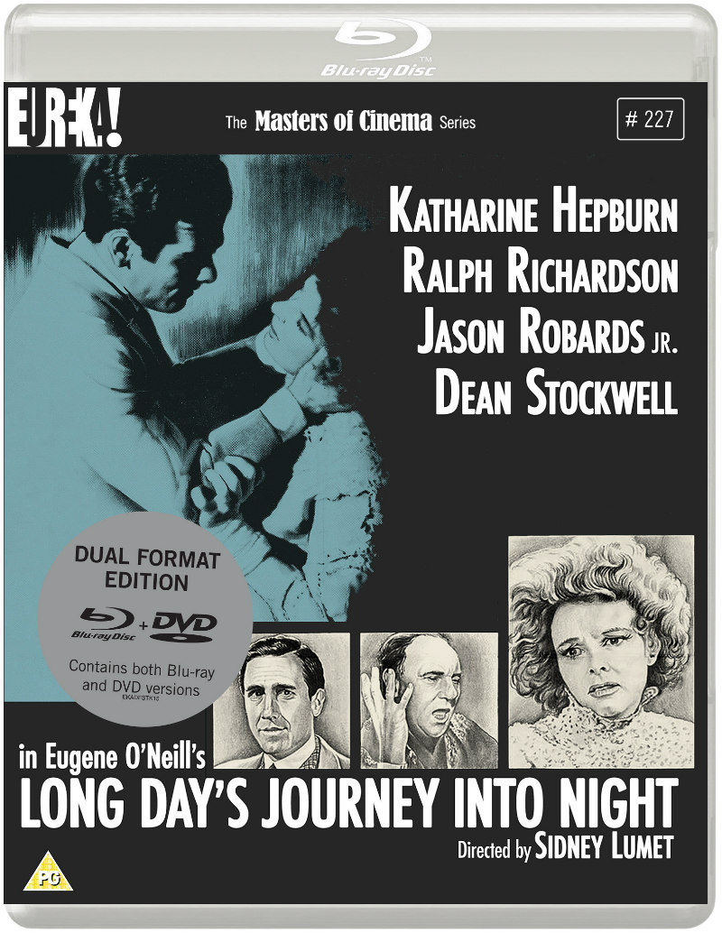 Long Day's Journey into Night bluray