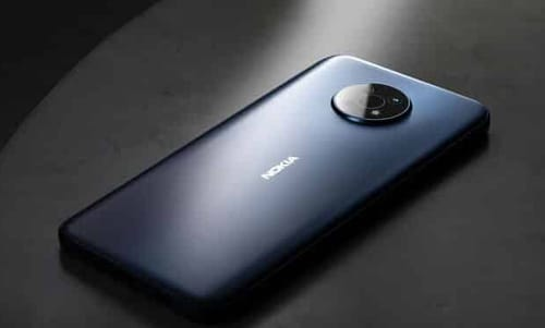 Nokia launches G50 phone with 5G technology