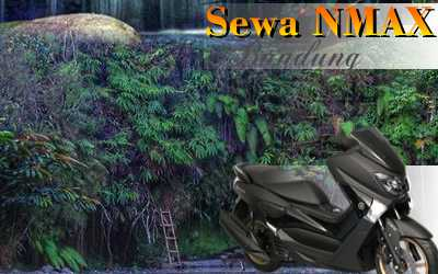 Sewa sepeda motor N-Max Jl. Mekar Sari Bandung